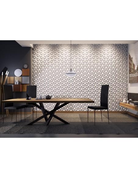 Pannello Decorativo 3D per Parete - Rivestimento Murale mod. Berlino