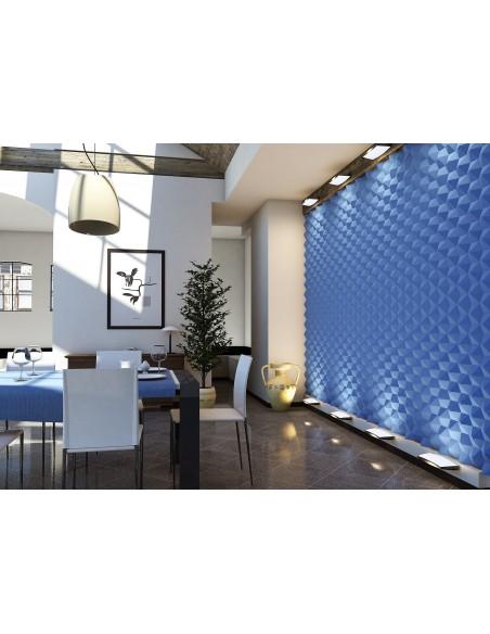 Pannello Decorativo 3D per Parete - Rivestimento Murale mod. Madrid