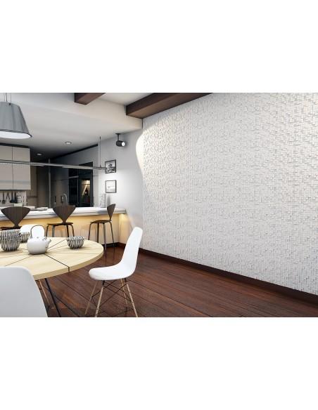 Pannello Decorativo 3D per Parete - Rivestimento Murale mod. Varsavia