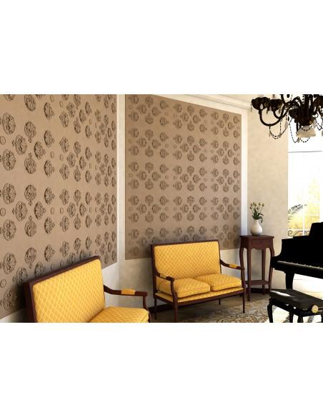 Pannello Decorativo 3D per Parete - Rivestimento Murale mod. Budapest